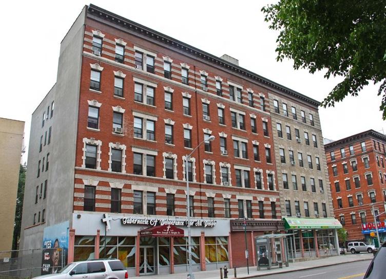 Hurston place project aleem construction for 100 church street 8th floor new york ny 10007